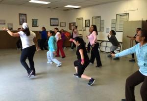 Mt Carmel dance class