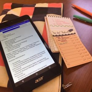 photo of notebooks