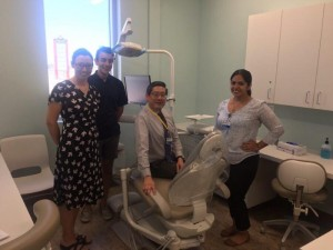 Boca Sana at dental clinic